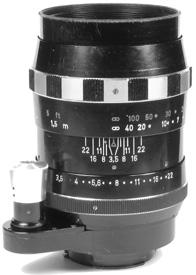 135/3.5 Schneider Tele-Xenar